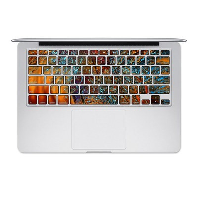 Apple MacBook Keyboard 2011-Mid 2015 Skin - Axonal