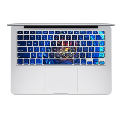 Apple MacBook Keyboard 2011-Mid 2015 Skin - Clockwork