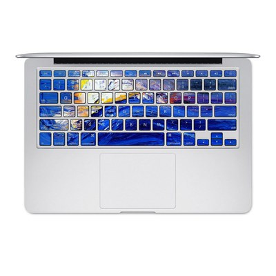 Apple MacBook Keyboard 2011-Mid 2015 Skin - Feeling Blue