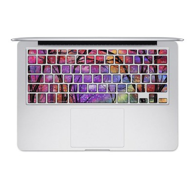 Apple MacBook Keyboard 2011-Mid 2015 Skin - Moon Meadow