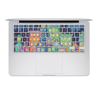 Apple MacBook Keyboard 2011-Mid 2015 Skin - Our Town