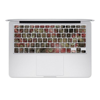 Apple MacBook Keyboard 2011-Mid 2015 Skin - Reaching Out