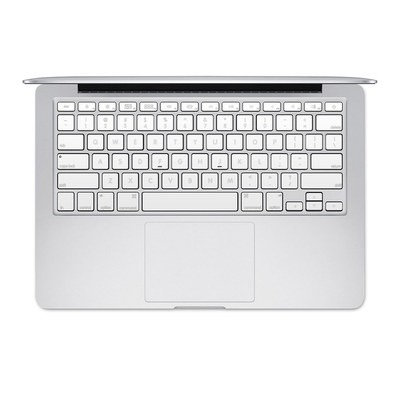 Apple MacBook Keyboard 2011-Mid 2015 Skin - Solid State White