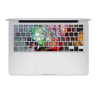 Apple MacBook Keyboard 2011-Mid 2015 Skin - Universe
