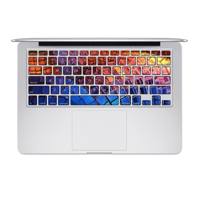 Apple MacBook Keyboard 2011-Mid 2015 Skin - Waveform