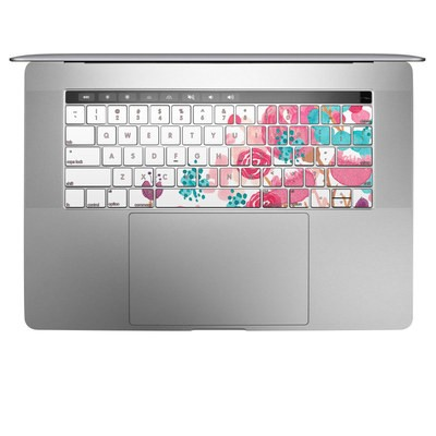 Apple MacBook Pro 13 and 15 Keyboard Skin - Blush Blossoms
