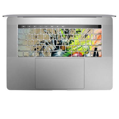 Apple MacBook Pro 13 and 15 Keyboard Skin - Dance