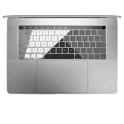 Apple MacBook Pro 13 and 15 Keyboard Skin - Slate