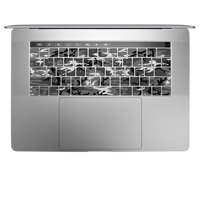 Apple MacBook Pro 13 and 15 Keyboard Skin - Urban Camo