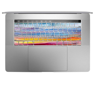 Apple MacBook Pro 13 and 15 Keyboard Skin - Waterfall