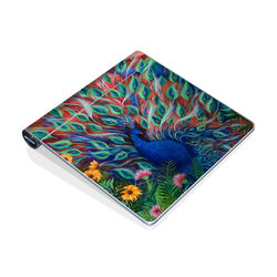 Magic Trackpad Skin - Coral Peacock