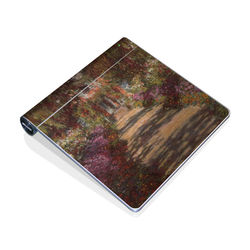 Magic Trackpad Skin - Monet - Garden at Giverny