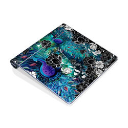 Magic Trackpad Skin - Peacock Garden