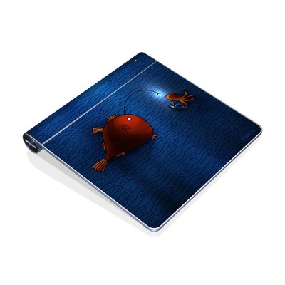 Magic Trackpad Skin - Angler Fish