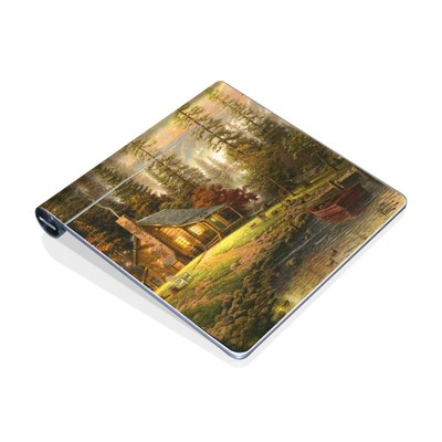 Magic Trackpad Skin - A Peaceful Retreat