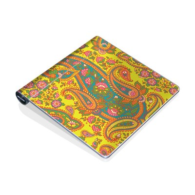 Magic Trackpad Skin - Bombay Chartreuse