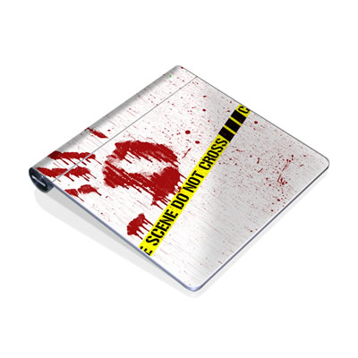 Magic Trackpad Skin - Crime Scene Revisited