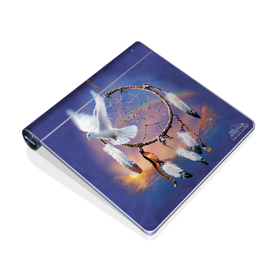 Magic Trackpad Skin - Dove Dreamer