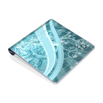 Magic Trackpad Skin - Flores Agua