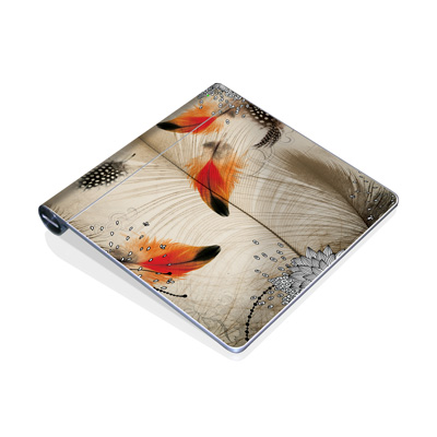 Magic Trackpad Skin - Feather Dance
