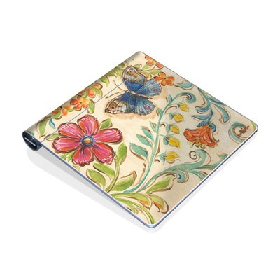 Magic Trackpad Skin - Garden Scroll
