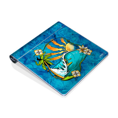 Magic Trackpad Skin - Island Playground