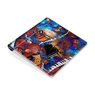 Magic Trackpad Skin - Music Madness