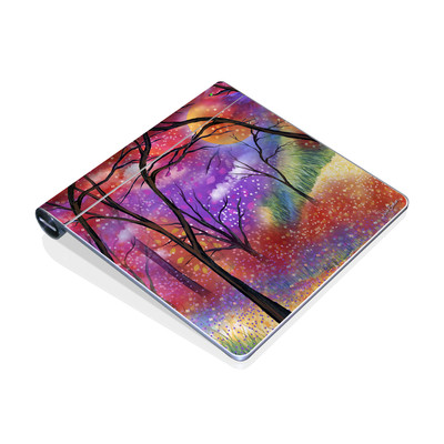 Magic Trackpad Skin - Moon Meadow