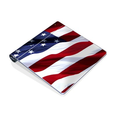 Magic Trackpad Skin - Patriotic