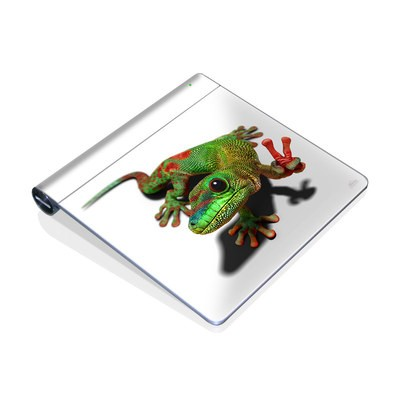 Magic Trackpad Skin - Peace Gecko