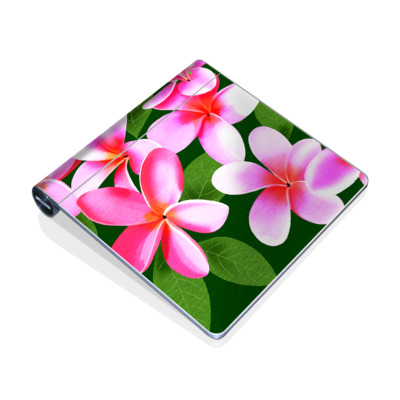Magic Trackpad Skin - Pink Plumerias
