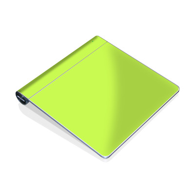 Magic Trackpad Skin - Solid State Lime