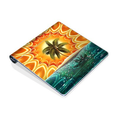 Magic Trackpad Skin - Sundala Tropic