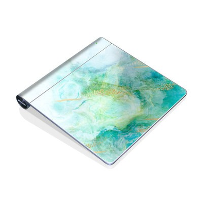 Magic Trackpad Skin - Winter Marble