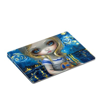 Apple Magic Trackpad Gen 2 Skin - Alice in a Van Gogh