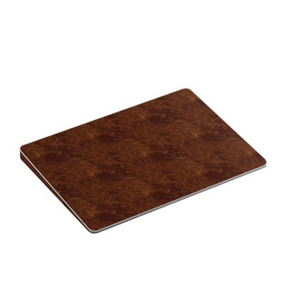 Apple Magic Trackpad Gen 2 Skin - Dark Burlwood