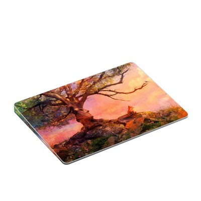 Apple Magic Trackpad Gen 2 Skin - Fox Sunset