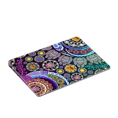 Apple Magic Trackpad Gen 2 Skin - Mehndi Garden