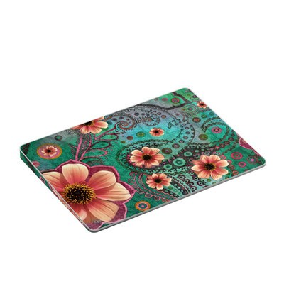 Apple Magic Trackpad Gen 2 Skin - Paisley Paradise