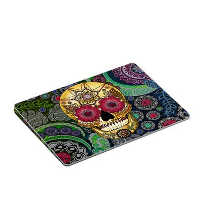 Apple Magic Trackpad Gen 2 Skin - Sugar Skull Paisley