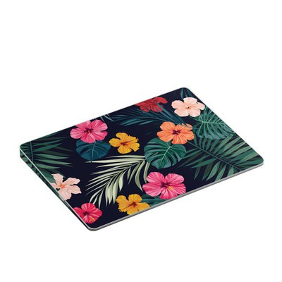 Apple Magic Trackpad Gen 2 Skin - Tropical Hibiscus