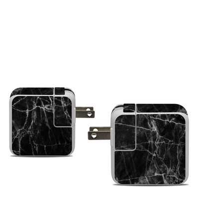 Apple 30W USB-C Power Adapter Skin - Black Marble