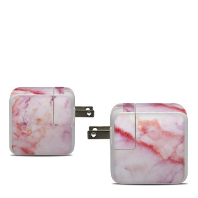 Apple 30W USB-C Power Adapter Skin - Blush Marble