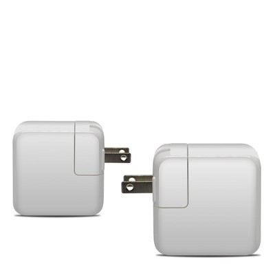 Apple 30W USB-C Power Adapter Skin - Solid State White