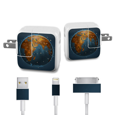 Apple iPad Charge Kit Skin - Airlines