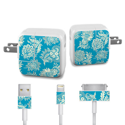 Apple iPad Charge Kit Skin - Annabelle
