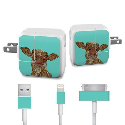 Apple iPad Charge Kit Skin - Arabella