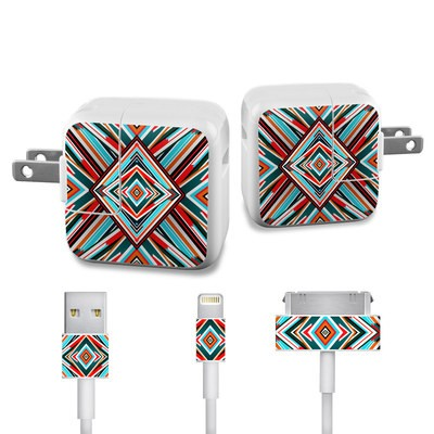 Apple iPad Charge Kit Skin - Arcade