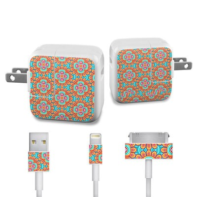 Apple iPad Charge Kit Skin - Avalon Carnival