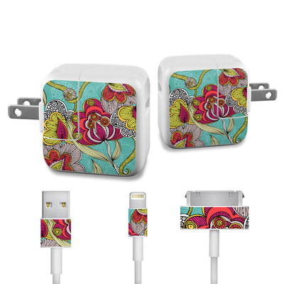 Apple iPad Charge Kit Skin - Beatriz